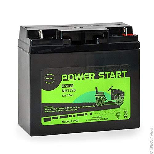 NX - Rasenmäher Batterie NH1220 / NH1218 12V 20Ah - MOT8608 ; NH1218...
