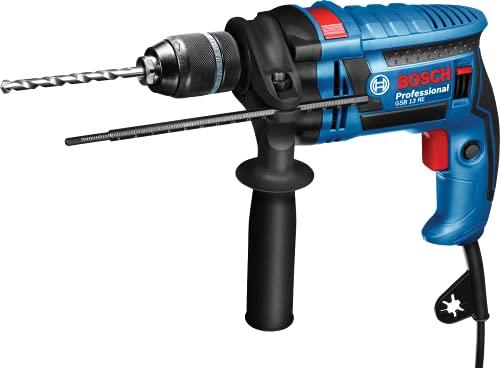 Bosch Professional Schlagbohrmaschine GSB 13 RE (600 Watt, inkl....