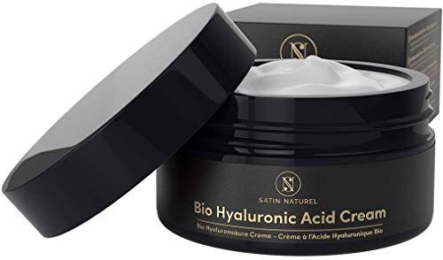 BIO Hyaluronsäure Anti Aging Feuchtigkeitscreme 100ml - Anti-Falten...