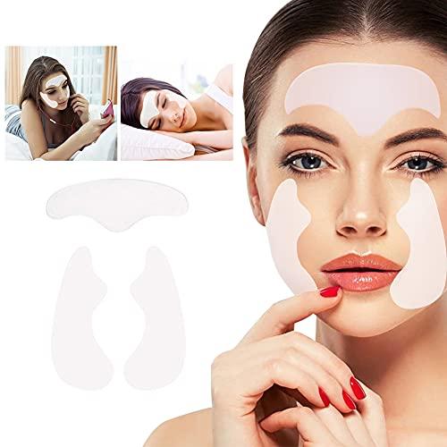 Facial Patches, Anti-falten-pad, Gesicht Anti Aging, Stirn Falten...
