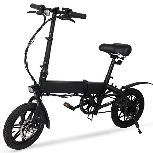 MEGAWHEELS Elektrofahrrad Klapprad 250W Elektrofahrräder Klappräder...