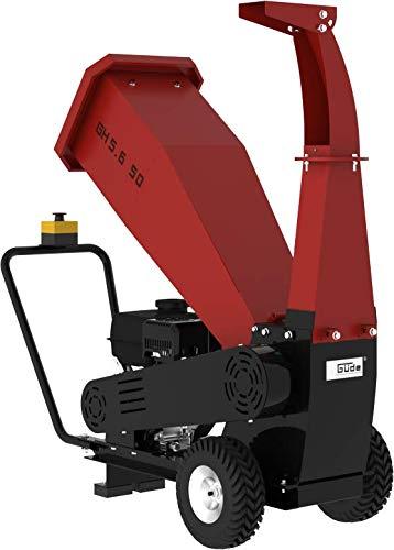 GÜDE Benzin Gartenhäcksler GH 5.6-50 4-Takt 5,6 PS bis max. 50 mm...