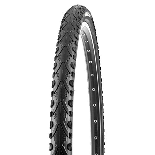 KENDA KAHN Fahrradreifen-Set schwarz, 26 x 1.75 Zoll, inkl. 2 x 26'...