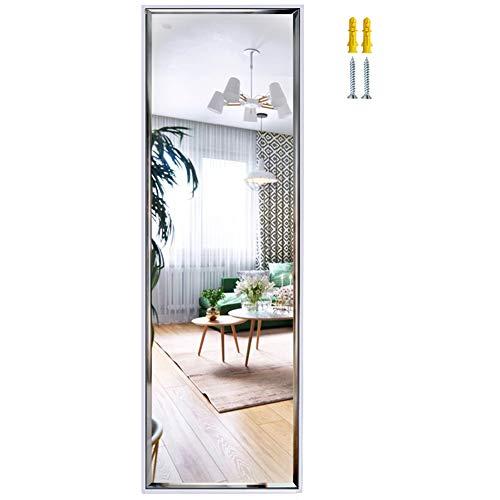 PETAFLOP Großer Spiegel 35x122cm Wandspiegel Ganzkörperspiegel mit...