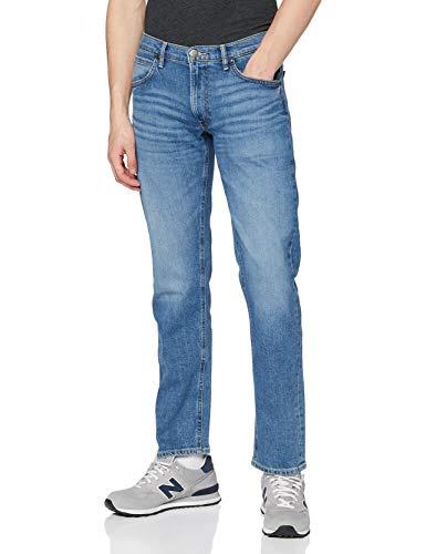 Lee Herren Daren Zip Fly Jeans, Blau (Westlake 68), 31W / 30L