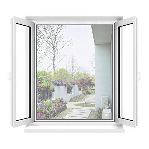 Apalus Fliegengitter Fenster, Zuschneidbar auf Fenstergrößen bis...