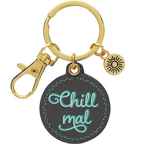 GRUSS & CO 47004 Anti-Stress, Anhänger mit Schlüsselring und...