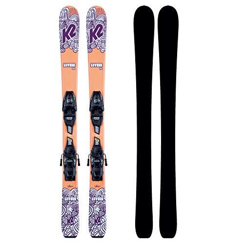 K2 Ski Mädchen Ski Luv Bug Fdt 4.5 Set — Länge: 112cm — 10E0809