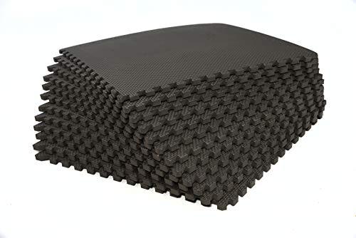 bonsport Schutzmatten-Set - 60 x Puzzle Matte á 40 x 40 cm ::...