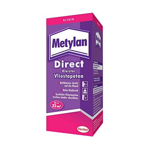 Metylan Direct Vliestapetenkleister, hochwertiger Kleister für den...