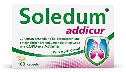 Soledum Addicur | Zur Zusatzbehandlung bei chronischen und...