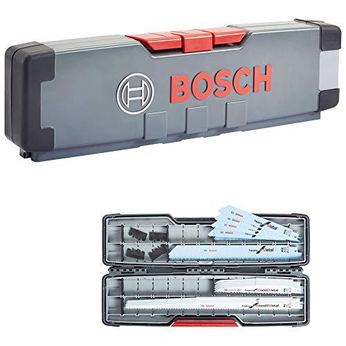 Bosch Professional 16tlg. Säbelsäge Blätter Set Heavy (für Holz...