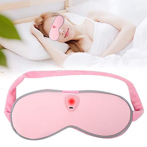 USB Heizung Augenklappe Unisex Schlaf Shading Augenmaske Hot Cmpress...
