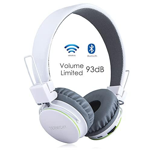 Termichy Bluetooth Kopfhörer Kinder mit 93dB Lautstärkebegrenzung,...