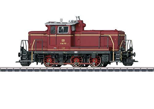 Märklin 37861 Klassiker Modelleisenbahn Diesel-Rangierlok BR V 60 DB,...