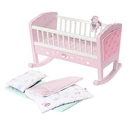 Zapf Creation 703236 Baby Annabell Sweet Dreams Wiege Puppenwiege mit...