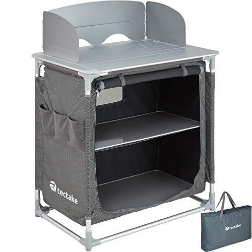 TecTake 800585 Outdoor Camping Küche - Diverse Modelle wähblar -...