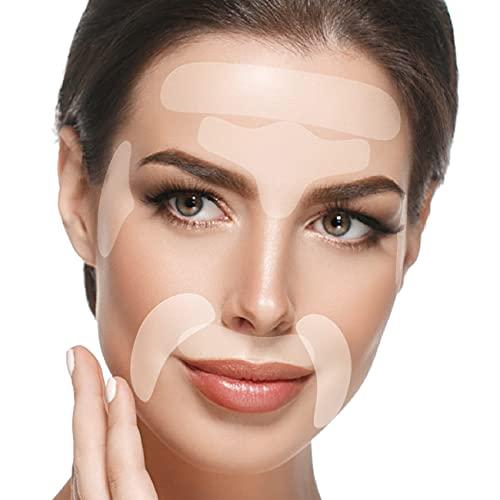 Facial Patches Anti Aging - 165 Gesichts Antifaltenpflaster: Stirn...