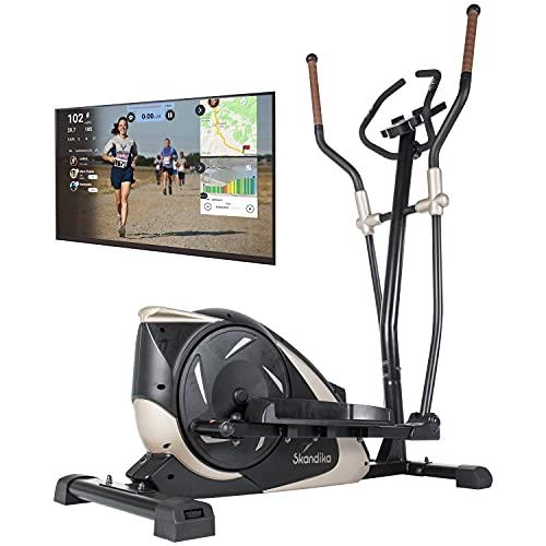 skandika Crosstrainer Eleganse/Adrett   Design Hometrainer mit...