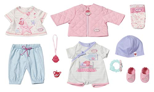 Zapf Creation 703267 Baby Annabell Kombi Set Puppenkleidung 43 cm,...