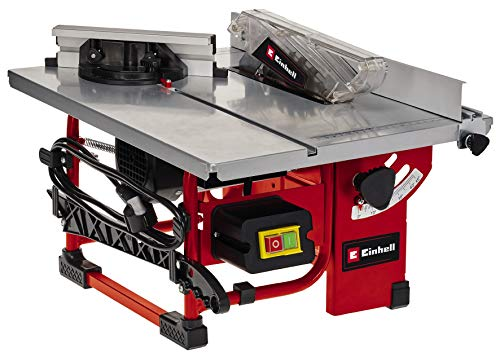Einhell Tischkreissäge TC-TS 200 (max. 800 W, Ø200x16 mm Sägeblatt,...