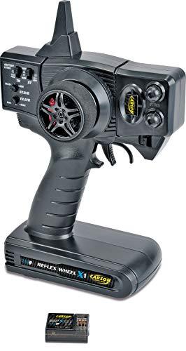 Carson 500500048 FS Reflex X1 2-Kanal 2.4G Fahrzeug, Tamiya KIT...