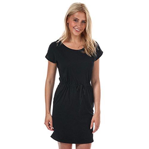 VERO MODA Damen Vmapril Ss Short Dress Ga Noos Kleid, Schwarz (Black...