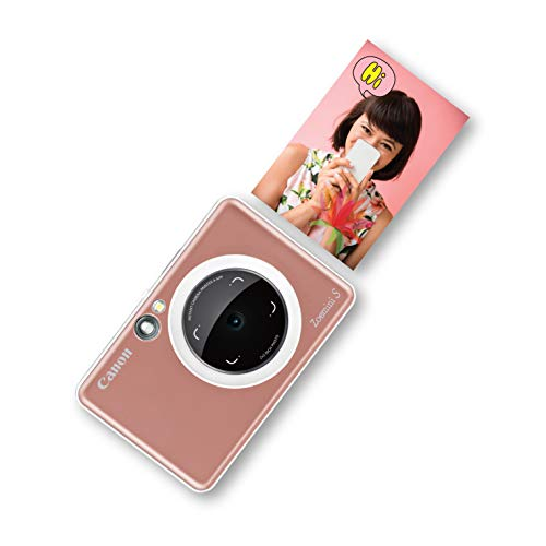 Canon Zoemini S Sofortbildkamera digital 8 MP (inkl. Mini Fotodrucker,...