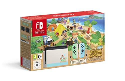 Nintendo Switch Animal Crossing: New Horizons-Edition (Limited...