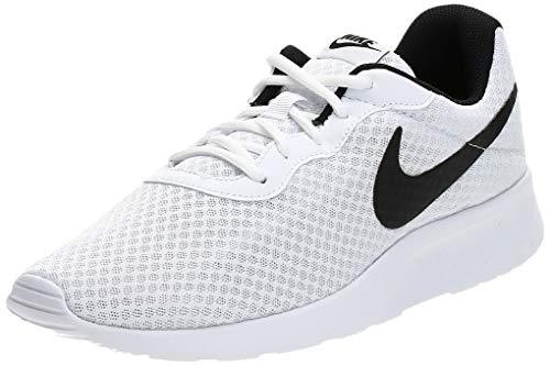 Nike Herren Tanjun Laufschuhe, Mehrfarbig White 001, 44 EU