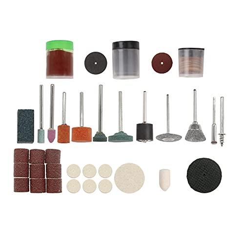 Zhongtou 90 Stück Multifunktionswerkzeug Zubehör Set3mm (1/8')...