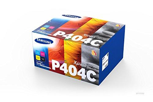 Samsung CLT-P404C Multipack (Schwarz, Cyan, Magenta, Gelb) Original...
