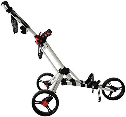LBWARMB Golf trolleys Golf Push Cart Golf-Trolley Golf Zubehör Golf...