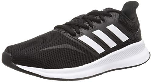 Adidas Falcon Low-Top Trainer, Schwarz Core Black Footwear White Core...