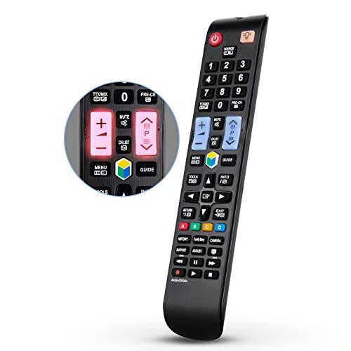 YOSUN Universal-Fernbedienung für alle Samsung TV-Fernbedienungen,...