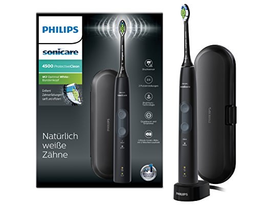 Philips Sonicare ProtectiveClean 4500 elektrische Zahnbürste...