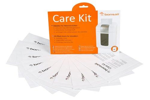 Bonsaii Pflegekit (Ölblätter / Ölpapier und Cleaning-Kit für...