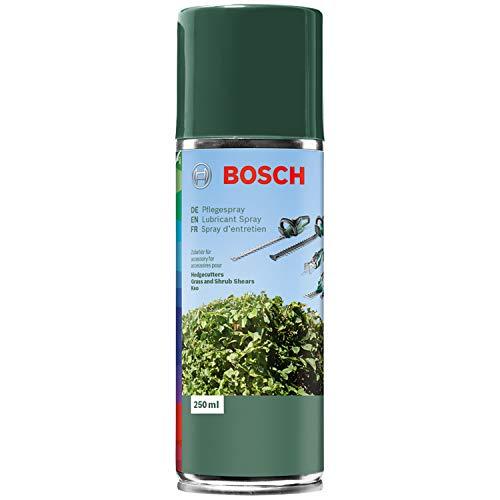 Bosch Pflegespray für Heckenscheren, Gras- und Strauchscheren, Keo...