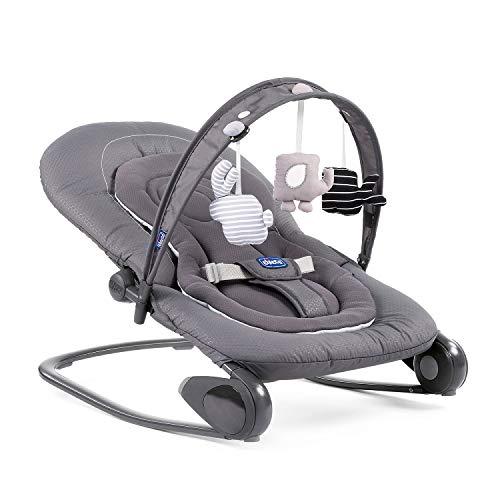 Chicco Hopplà Babywippe von Geburt bis 18 kg, Für Neugeborene oder...
