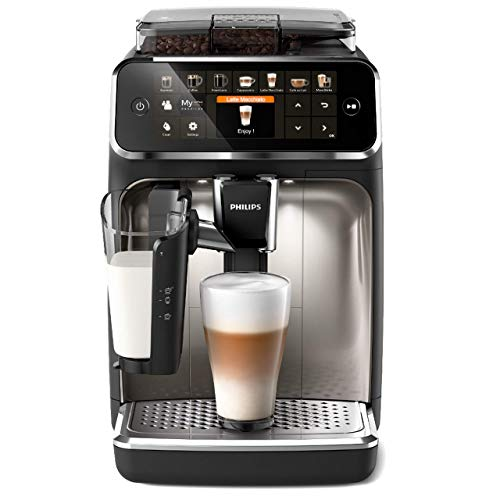 Philips 5400 Serie EP5447/90 Kaffeevollautomat, 12...