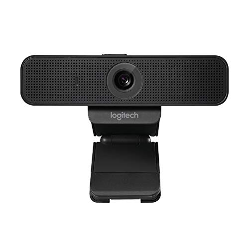 Logitech C925e Business-Webcam, HD 1080p, 78° Blickfeld, Autofokus,...