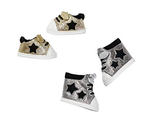 BABY born Trend Sneakers 43cm, 2 assorted