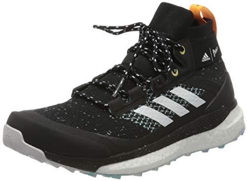 Adidas Damen Wanderschuhe-EF2348 Walking-Schuh, CBLACK/FTWWHT/REAGOL,...