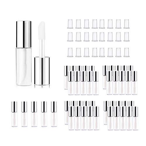 45 Stück 1.2ml Mini Lippenpflegestift Rohre Behälter...
