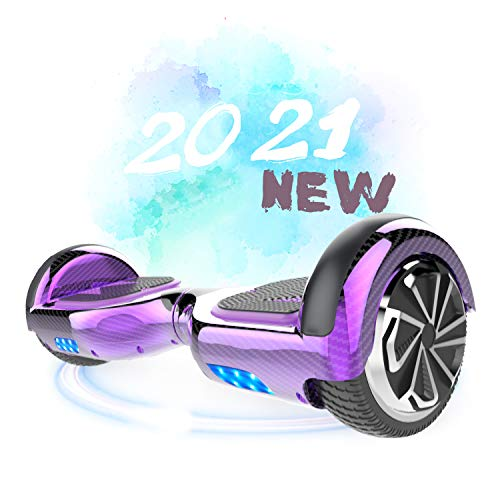 SOUTHERN WOLF Hoverboards, 6.5' Self Balancing Scooter Hoverboards mit...