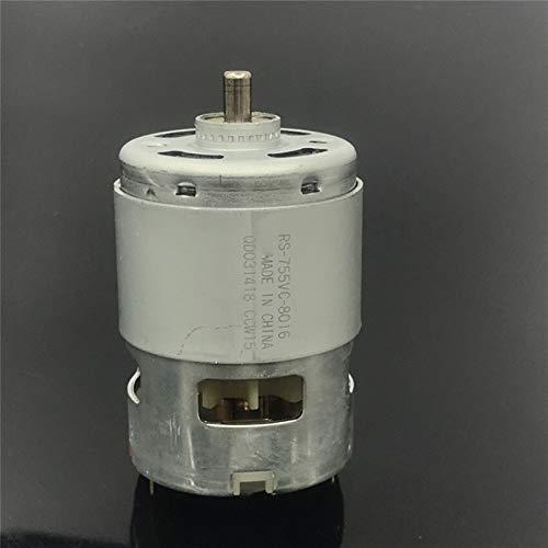 Auart Zyilei- Motor Gleichstrom DC12V-22V / 6V-18V Motor, eingebauter...