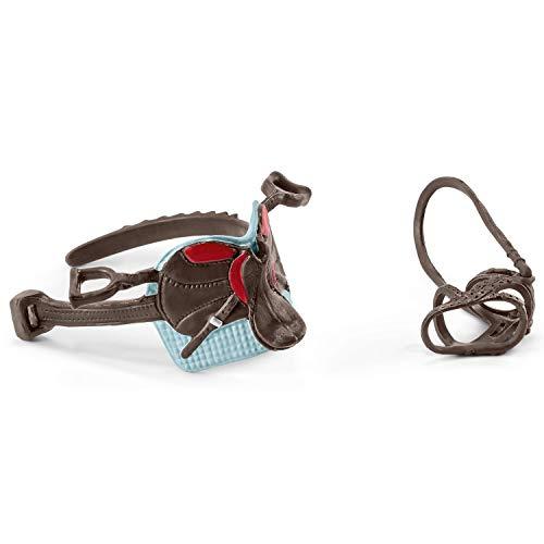Schleich 42489 - Sattel & Zaumzeug Horse Club Hannah & Cayenne...