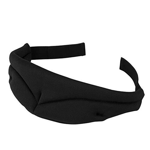 Schlafmaske, Verdunkelungs-Augenmaske, verstellbare Größe, effektiv...