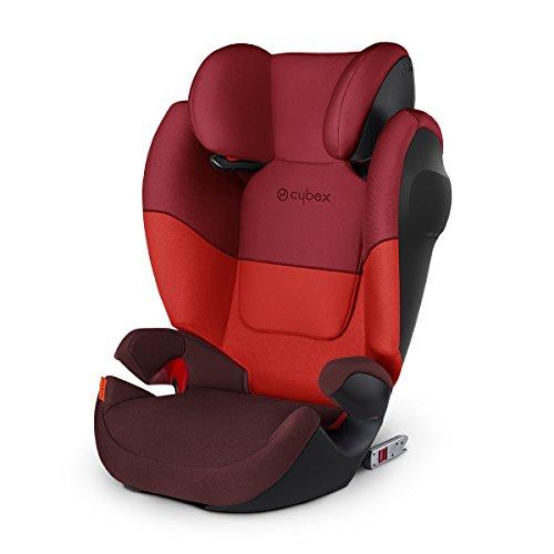 Cybex Silver Solution M-fix SL, Autositz Gruppe 2/3 (15-36 kg), mit...