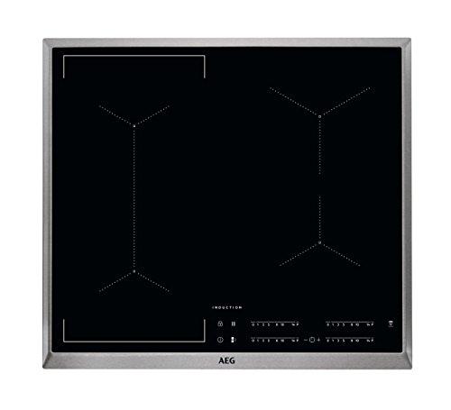 AEG IKE64441XB Autarkes Kochfeld / Herdplatte mit Touchscreen,...